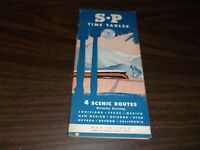 MAY 1950 SOUTHERN PACIFIC SYSTEM PUBLIC TIMETABLE