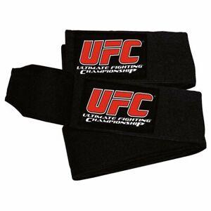 UFC Hand Wraps Black