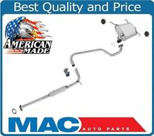 Exhaust System Pipe Muffler for Nissan Altima 1997 with Federal Emissions ONLY