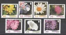 Guernsey Flores silvestres 2008/plantas/naturaleza 7 V Set n26979