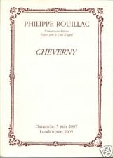 ROUILLAC CHEVERNY 20c Bachtold Collection Jules Leleu