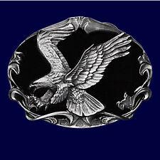* Eagle Adler Biker Trucker Western Buckle Gürtelschnalle *463