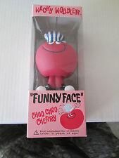 Funny Face Choo Choo Cherry    wacky wobbler  BOBBLEHEAD