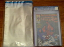 CGC PROTECTION BAGS. POLYTHENE - SIZE J. PACK OF 50