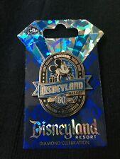 Disney Pin - Diamond Celebration Event - 60th - Vintage Mickey Pin