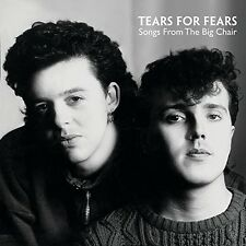Tears for Fears - Songs from the Big Chair [New CD]