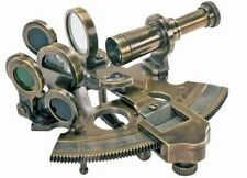 ANTIQUE REPRODUCTION Authentic Models  Pocket Sextant Used Ancient Explorers New