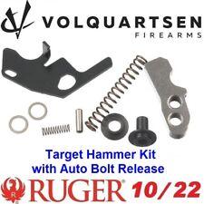 VOLQUARTSEN Ruger 10-22 & Charger BK Target Hammer Kit Bushing Auto Bolt Release