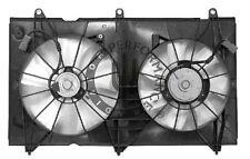 Engine Cooling Fan Assembly Performance Radiator fits 03-07 Honda Accord 2.4L-L4