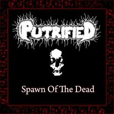 Putrified-Spawn of the Dead-CD-DEATH METAL