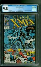 Classic X-Men 27 CGC 9.8 NM/MINT Alpha Flight Wolverine Storm Cyclops Marvel