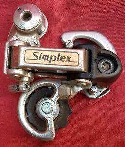 """SIMPLEX  """"SO61""""   dérailleur vintage  des années 70 (NOS d'ancien Stock  )"""