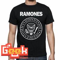 Ramones tshirt - PUNK ROCK MEN's T SHIRT SM - 3XL Multiple Colors