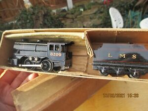 TRIX LMS ENGINE AND TENDER LOVELY CONDITION GOOD RUNNER BOXED