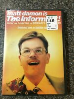 The Informant (DVD, 2010) Matt Damon, Scott Bakula ****BRAND NEW**** Free Ship