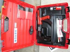 Hilti DX 351  Powder Actuated Tool, mx32 & f8 two attachment COMBO kit NEW (844)