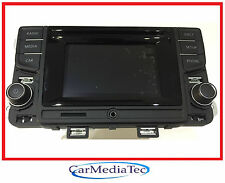 VW POLO 6C 6R Radio COMPOSITION Colour 6C0035869A Bluetooth FSE PHONE Touch DAB+