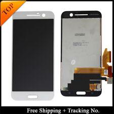 10 per HTC One M10 LCD Display Touch Screen Sostituzione Montaggio Bianco
