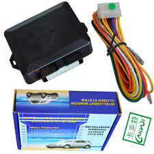 car universal auto window closer module working with car alarm system
