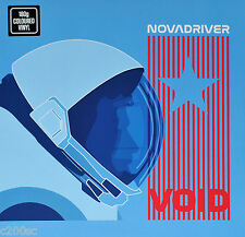NOVADRIVER - VOID, 2016 GERMAN 180G COLOURED vinyl LP, 500 COPIES! NEW - SEALED!