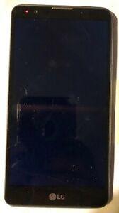 [BROKEN] LG Stylo 2 LS775 16GB Smartphone Black (Unknown) Fast Ship Good Used