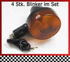 4 Stk. Blinker im Set für Suzuki TS 125 ER - TS1252 - Bj. 79-81