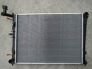Radiator for Hyundai Elantra HD 2006 - 2011 / i30 FD 2007 - 2012 Auto CRHY013