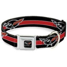 Dog Collar Seat Belt Licensed Chevrolet Chevy Corvette C5 WC5013