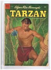 Dell Comics Tarzan #49 VG/F- 1953