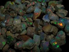 ~ ~  75 Carats of Ethiopian Welo Opal Rough GOOD PLAY OF COLOR ~ ~ ~ ~ OPAL 101