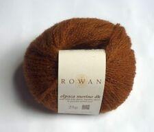 Rowan Alpaca Merino 10 X 25g 104 Frisby braun