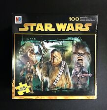 "Star Wars Chewbacca 100 Piece Puzzle By Hasbro 10"" x 13"" - Brand New - Sealed"