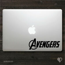The Avengers Macbook Decal / iPad Decal