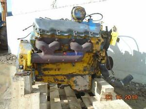 Caterpillar 3208 Nat. Engine Complete Good Running A+