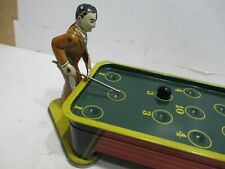 RANGER BILLARD PLAYERS WIND-UP EXCELLENT CONDITION TESTED WORKS GOOD
