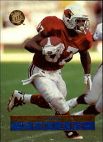 1996 Ultra Football #s 1-200 +Rookies - You Pick - Buy 10+ cards FREE SHIP