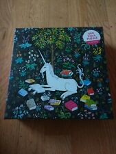NEW Unicorn Reading 500 Piece Family Puzzle