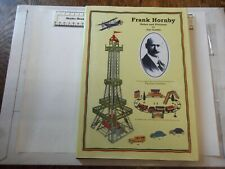 More details for frank hornby notes and pictures - pub.2001- 151  pp - h/back - hard to find book