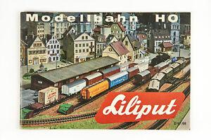 Lot 200810 Liliput Hauptkatalog 1967/1968 deutsche Version - sehr guter Zustand
