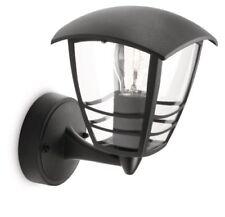 153803016 Philips Creek Iluminación externa aluminio negro Max. 60w E27 Ip44