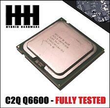 Intel Core 2 Quad CPU Processor Q6600 (2.40GHz, 8M Cache, 1066MHz FSB) LGA775
