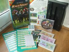 RACE NIGHT DVD HOST YOUR OWN HOURSE RACING GAME FAMILY PARTY FUN FOR ALL