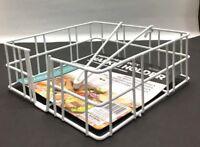 2x New Premium Heavy Duty Plastic Napkin Holder Restaurant Napkin Holder