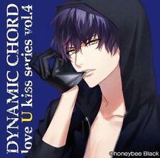 [CD] Dynamic Chord Love U Kiss Series vol.4 - Hinoyama Sakura - NEW from Japan