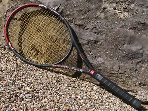 Wilson Hyper Pro Staff Stretch 5.0 - L2 - 4 1/4 - Tennisschläger Tennis Racket