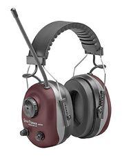 Elvex COM-660 QuieTunes AM/FM Stereo Ear Muff, Burgundy, New, Free Shipping