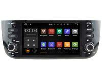 AUTORADIO touch Android 8.0 Fiat Punto EVO Navigatore USB SD BLUETOOTH