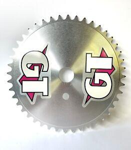 OLD SCHOOL BMX GT PERFORMER CD / COMPACT DISC CHAINWHEEL / SPROCKET. NEW.