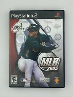 MLB 2005 - Playstation 2 PS2 Game - Complete & Tested