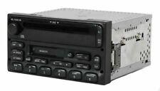 98 99 00 01  Ford Mustang Ranger F250 Mercury  AM FM Radio Cassette CD Player